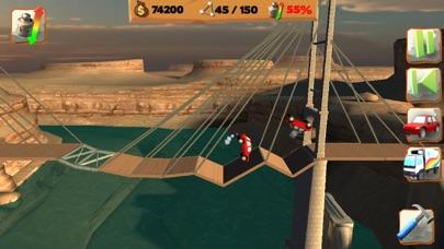 Screenshot #9 for Bridge Constructor Playground