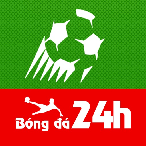 Bóng Đá 24h - Theo dõi bóng đá 24h iOS App