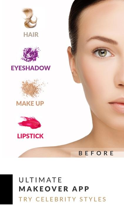 Beautio Makeup Editor: Beauty Selfie Cam, Makeover