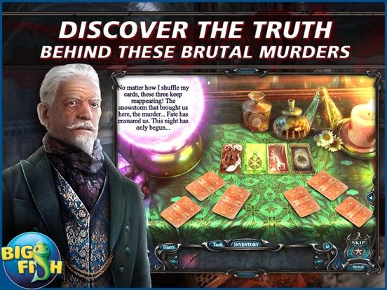 Haunted Hotel: The Axiom Butcher - Hidden Objects screenshot 8