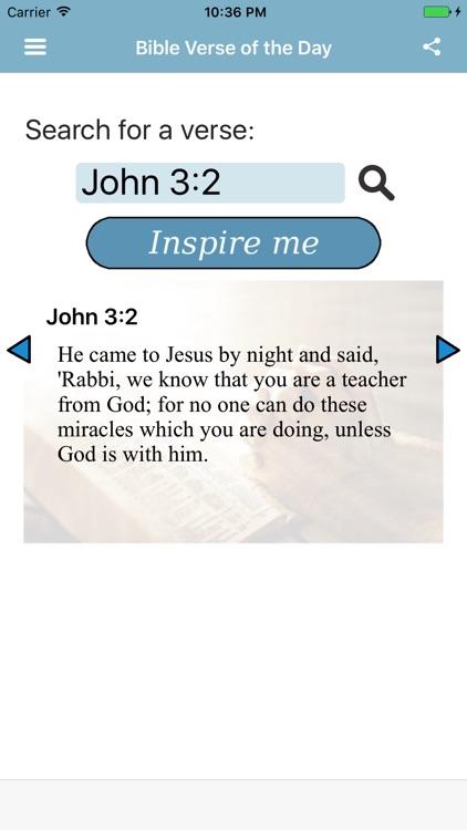Bible Verse of the Day Weymouth New Testament screenshot-4