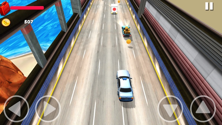 Real Highway Nitro Car Racing Game