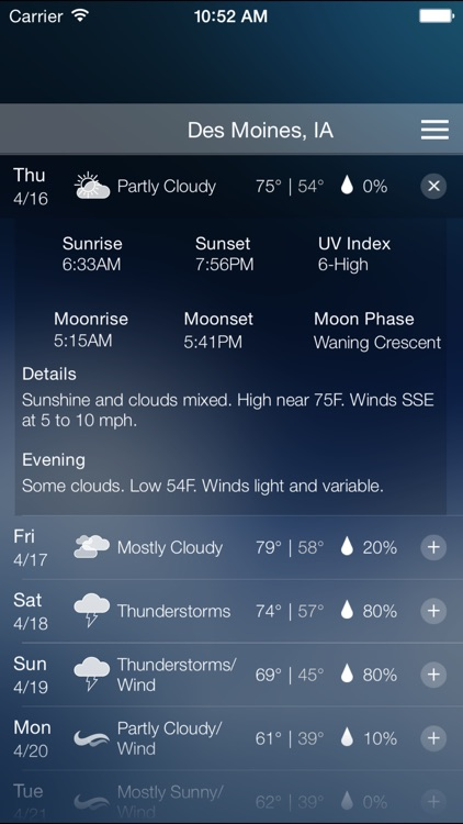 KCCI 8 Weather