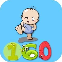 Number Learn To Count To 60 Phonics For Preschool