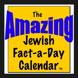 Amazing Jewish-Fact-a-Day Calendar