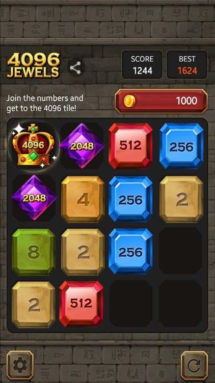 4096 Jewels : Make Crown screenshot-3