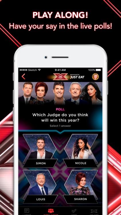 The X Factor UK screenshot-4