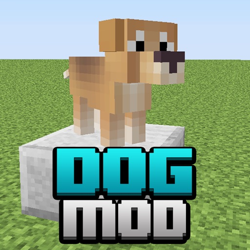 DOG Pet Mod for Minecraft Games Pocket Guide PC