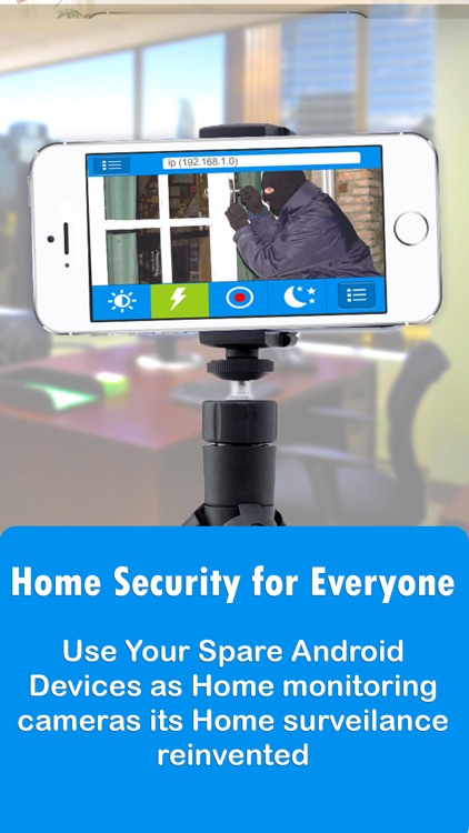 IP Webcam Home Security Surviliance Wifi Camera