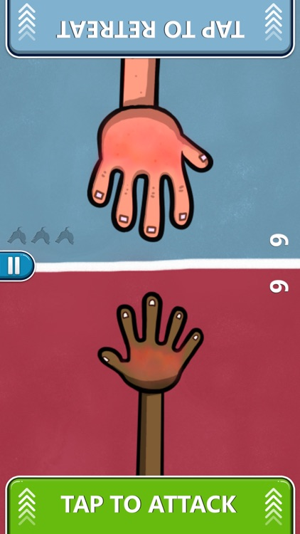 Red Hands - Fun 2 Player Games screenshot-0