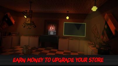 Nights at Cube Burger Bar 3D Full screenshot four