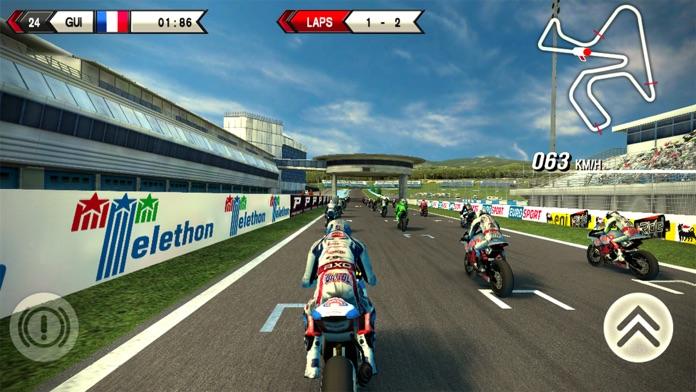 SBK15 - Official Mobile Game Screenshot