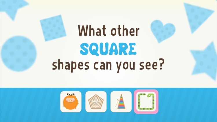 Toddler Learning Games Ask Me Shape Games for Kids