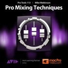 Course For Pro Tools 10 - Pro Mixing Techniques icon