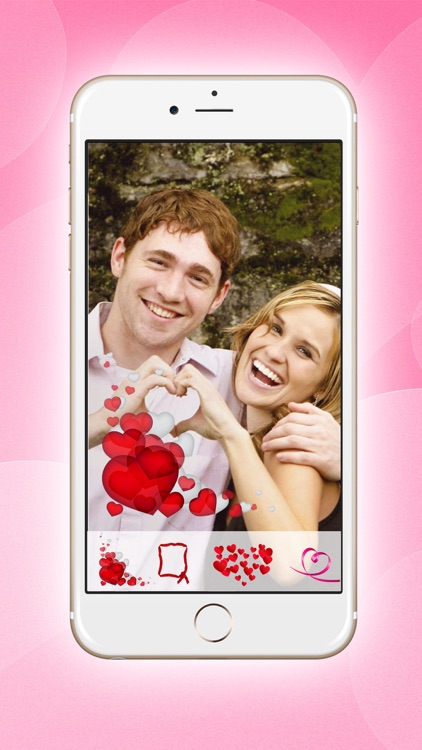Love photo editor - face filters pic frames maker