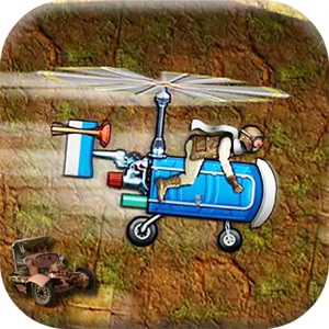 Tap the Copter : Underground Fly