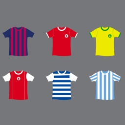 Football Shirts Quiz - Soccer Jersey Quiz