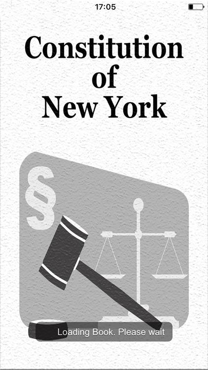 Constitution of New York