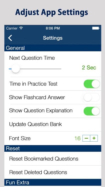 CNOR Practice Exam Prep 2018 screenshot-4