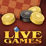 Checkers LiveGames