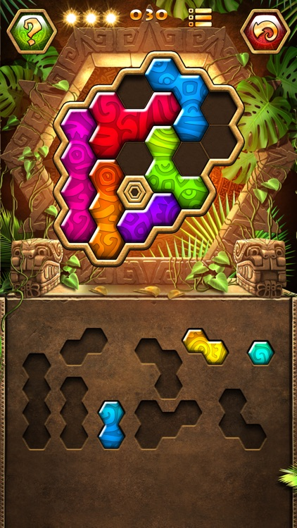 Montezuma Puzzle 3 screenshot-0