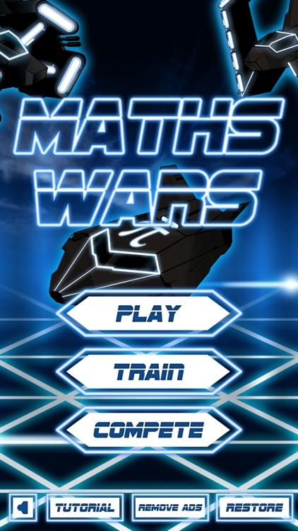 Maths Wars - Times Tables Multiplication Math Game screenshot-0