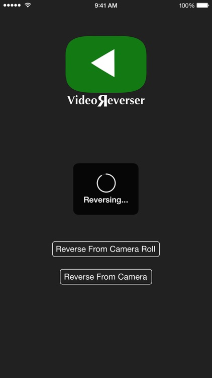 Video Reverser screenshot-2