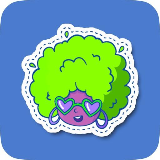 Bright Cute Stickers