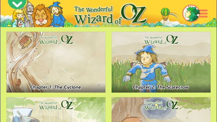 The Wizard of Oz - Little Fox Storybook screenshot-0