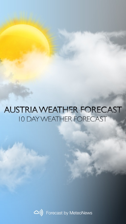 Weather for Austria screenshot-0