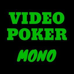 Video Poker MONO