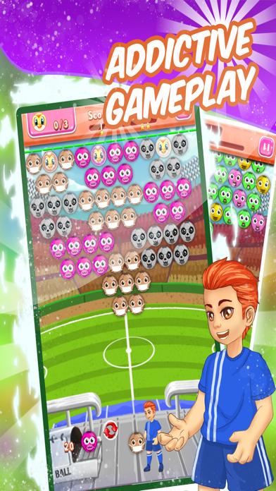 Shoot football games 2017 - UK free ultimate team screenshot one