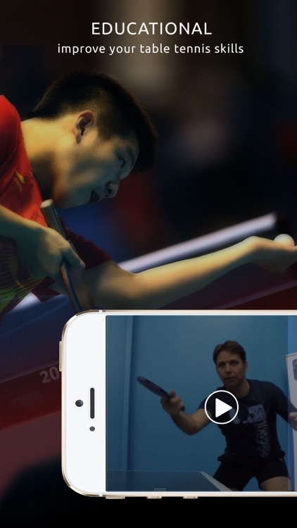 Table Tennis Videos - Speedglue screenshot-4