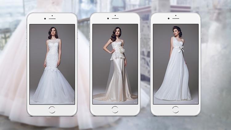 Wedding Dress Design Ideas 2017 screenshot-3