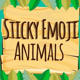 Sticky Emoji Animals