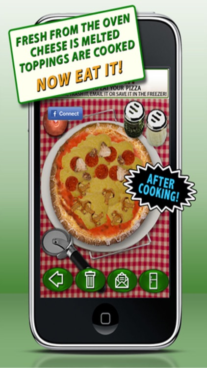 Pizza Maker Games - Make & Eat Crazy Fun Pizzas screenshot-3