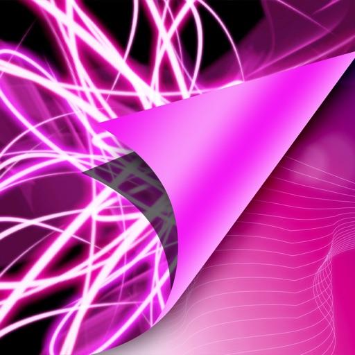 Neon Pink Wallpapers By Andrija Mijajlovic