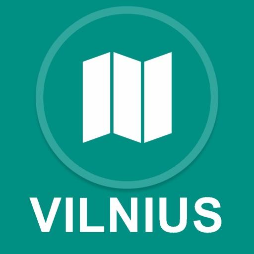 Vilnius, Lithuania : Offline GPS Navigation