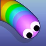 Hack Slither Dash - Rolling Color.IO Snake Flip Game