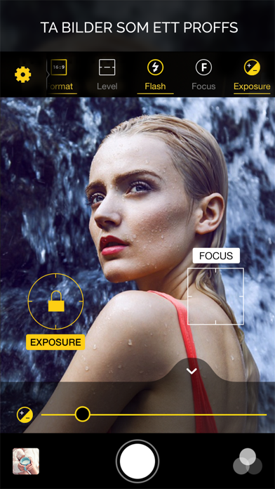 Warmlight - Manuell Kamera på PC