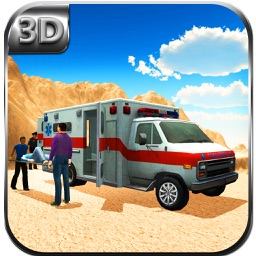 Offroad Ambulance Rescue Driving & Emergency Sim