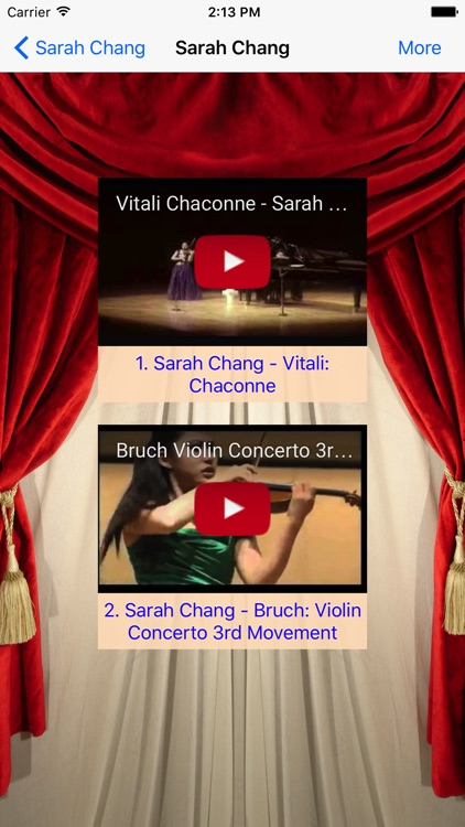The Great Violinists screenshot-4