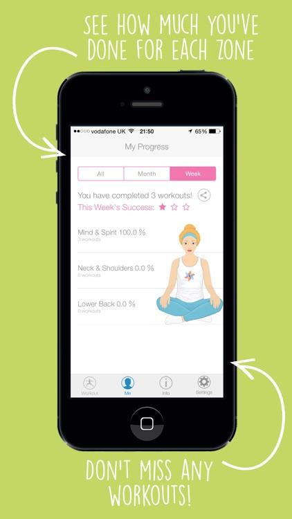 WellMama Lite Postnatal Yoga screenshot-4