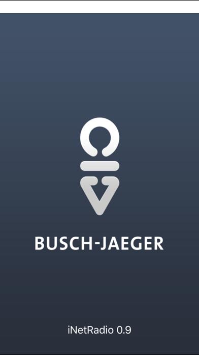 Remote Busch-Radio iNetScreenshot von 1