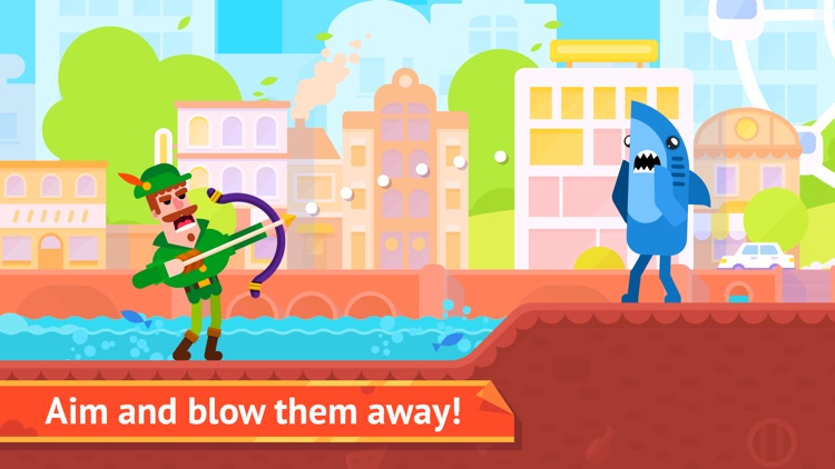Bowmasters - Top Multiplayer Bowman Archery Game
