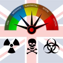 Terrorist Threat Level