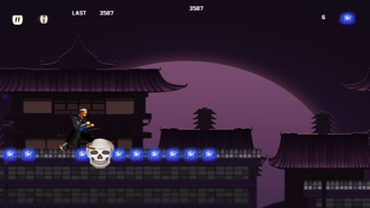 A Samurai Run and Jump screenshot 4