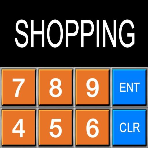 Shopping Calculator - Groceries Calculator app logo