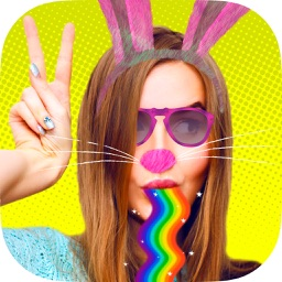 Snap filters - funny stickers & face effects