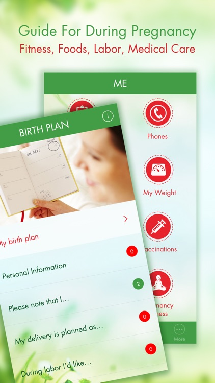 Pregnancy Tracker Pro !! screenshot-4